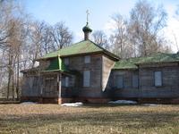 Вид на церковь с другого ракурса.