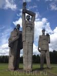 Саласпилский мемориал