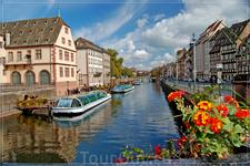 Страсбург. Впечатления на обратном пути.