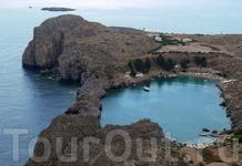 Бухта-бассейн святого Павла