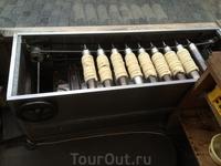 Раньше процесс выпечки булочек происходил вручную, теперь же все автоматизировано