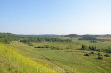 Псковская область, Мальская долина.