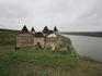 Хотинская крепость расположена на берегу Днестра