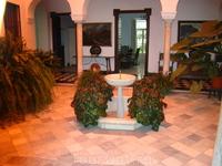 Севилья. внутренний дворик (патио)