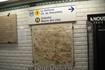 указатель в метро парижа