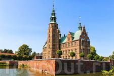 Розенборг - один из самых красивых замков