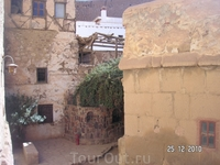Поездка в монастырь св. Екатерины. Неопалимая купина