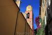 Часовня и одна из достопримечательностей Сант - Тропе