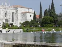 Lisbon, Belem, Monastiri Jeronimos