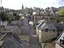 Маленький средневековый городок - Динан. Узкие улочки, старинные домики, неторопливая жизнь.