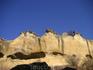скалы по пути к Седлу