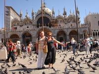 Венеция.Площадь св. Марка