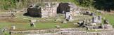 Раскопки святилища Зевса в г.Дион