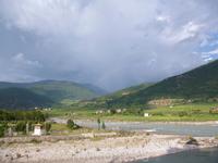Бутан.Пунанкха-Дзонг