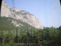 Канатная дорога — Мисхор — Сосновый Бор — Ай-Петри — пассажирская канатная дорога на Украине, которая соединяет плато Ай-Петри и Мисхор.