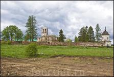 Александро-Ошевенский мужской монастырь