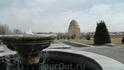 Вид на Мавзолей Рухабад