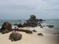 и последний остров этой экскурсии - Khai Island