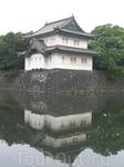башни забора императорского дворца