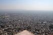 Вид на город Джайпур с верхней площадки Тигриного форта(Tiger Fort)