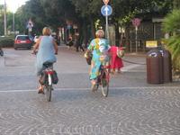 """итальянские бабушки-это """"8 чудо света"""""""