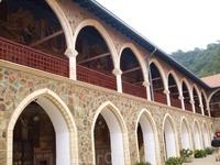 монастырь Крикос