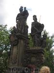 Статуи на Карловом мосту