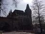 А это замковый комплекс Вайдехуняд.