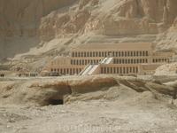 Город мертвых.Храм царицы Хатшепсут