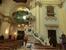 Кроме фасада церкви восстановительные работы коснулись органа. Хоры и орган расположены над входной дверью, напротив главного алтаря. Орган был создан неаполитанцем Monticelli, а украшен все теми же C