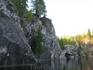 В настоящее время Главный карьер Рускеалы с оперяющими его остатками штреков и шахт рассматривается как памятник индустриальной культуры (горного дела) ...