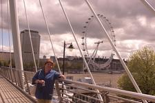 Я и Лондонский Глаз