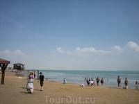 Первый раз на Мертвом море!