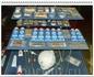 Это - космическая еда. Белый шар внизу – «водопоилка» или система водоснабжения «Колос-5д».