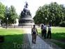 Колокол, посвященный 1000-летию Руси
