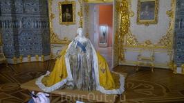 платье Екатерины