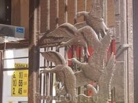 Ворота Бессарабского рынка.
