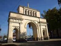 Тифлисские ворота