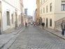 Улица ведущая к каменым воротам