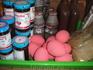 Розовые яйца (тухлые) - деликатес в Тае