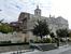 La Catedral de Nuestra Señora de la Asunción находится через площадь от церкви Санта Марии. Со стороны plaza de Portugalete у Собора довольно странный вид, на фоне его современных стен видны остатки с