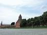 А это уже площадь Васильевский Спуск, которая ведет к реке Москва