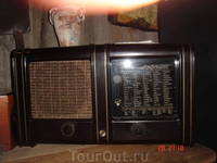 у нас дома было похожее радио