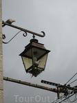 Птичка свела себе гнездо в самом центре Динана