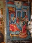 Рождественский собор был расписан в 1230-1233 годах. Из-за разрушения храма в 1445 году и его последующей перестройки от этой росписи уцелели только фрагменты ...