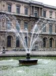 один из многих фонтанов