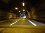 в туннеле