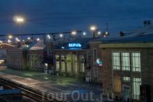вокзал в 3 часа ночи