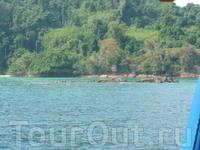 Один из 5 островов...