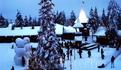 Зимний рассвет в Рованиеми